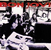 Cover Bon Jovi - Crossroad - The Best Of Bon Jovi [DVD]